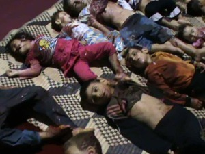 dead children in Houla